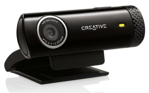 Creative Live!Cam Chat HD zwart