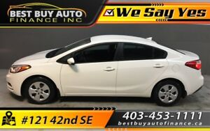 2016 Kia Forte LX APPROVED WITH CHRISTMAS CASH BACK $$$