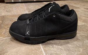 Nike Jordan Team Elite Low (black) - *Lightly Used* - Sz 9Men's West Island Greater Montréal image 2