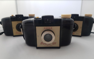 Kodak Brownie 127 Film Vintage Camera (3 available)