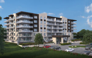 Brand New, Locally Owned Apartment Building in West Bedford!