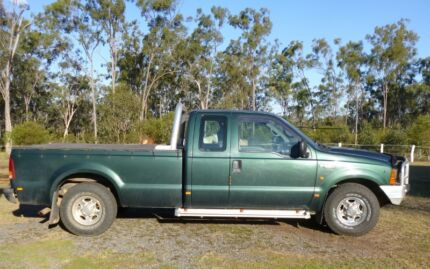 2003 Ford F250 Ute Booyal Bundaberg Surrounds Preview