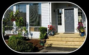 Large Ladysmith Home, great for home business