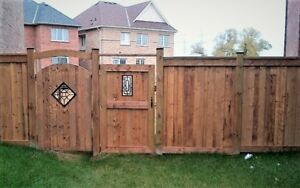 Fence Replacement and Installation - Reduced Price