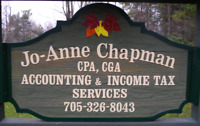 Income Tax Preparation & Accounting Services