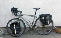 Canondale T2000 Touring Bike with 5 Paniers Bags