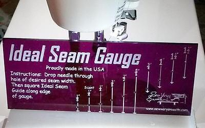 Ideal Seam Gauge From Sew Very Smooth