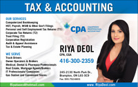 TAX AND ACCOUNTING BY CGA,CPA-BEST RATES