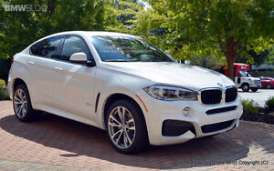 2016 BMW X6, fully loaded, winters tires included