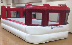 MIni Stick blow up Rink for Rent
