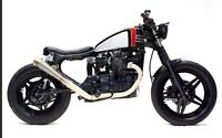 Cafe racer  Honda CX 500 1982