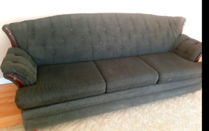 Older style couch & chair