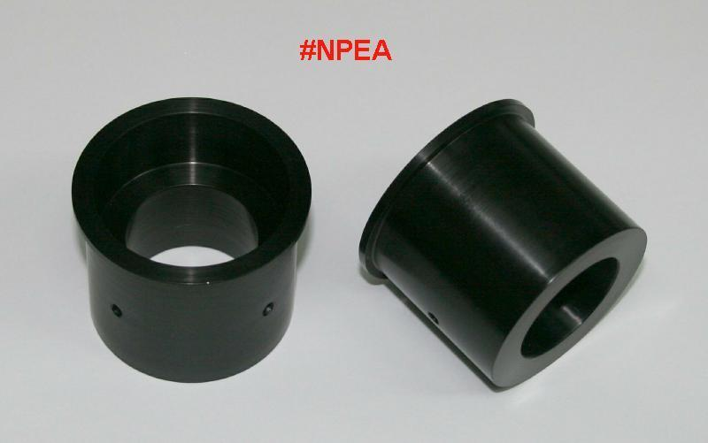 "ScopeStuff #NPEA - Negative Profile Eyepiece Adapter, 1.25"" to 2"""
