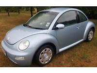 2005 Volkswagen Beetle 1.6 MY RHD LONG MOT 05/18 2 KEYS 5 SERVICE