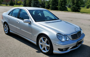 2007 Mercedes Benz C230 Sport AMG package
