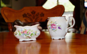 Assorted fine China pieces