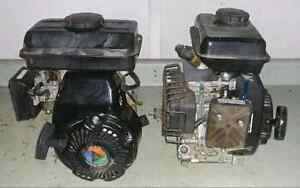 Two 97cc Engines