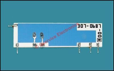 Tektronix 307-0687-00 Resistor Assembly High Voltage Psu Pcb 2335 2336 2337