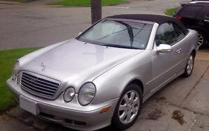 2003 Mercedes-Benz CLK-Class 320 Convertible