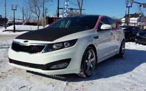 2011 Kia Optima EX LUXURY Model - Navi/BackupCam/Leather