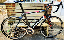 Cervelo s2 Carbon racing bike