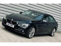 2017 BMW 3 Series 2.0 330e 7.6kWh Sport Auto (s/s) 4dr Saloon Petrol Plug-in Hyb