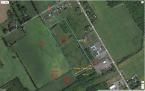 28 Acres of Fresh Land - FOR RENT - $200/ACRE OR $1800/28 ACRES