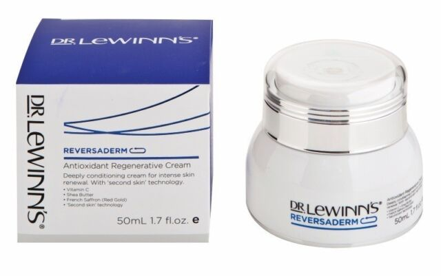 Dr Lewinn's Antioxidant Regenerative Cream 50ml - Second Skin Technology