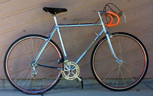 Moser road bike