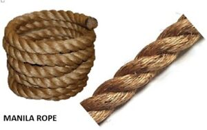 very thick rope