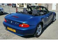 2000 (W) BMW Z3 2.0 ROADSTER 6 CYLINDER SPORTS CAR BLUE 120K MILES CONVERTIBLE