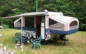2017 Viking 10' Tent Trailer