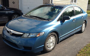 2009 Honda Civic DX-G Sedan