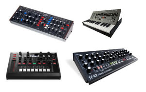 Seeking small bass synth like Roland SH01a, Behringer Model D