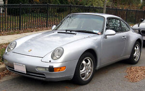 Recherche porsche 911 coupé de 1987 à 1998