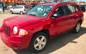 2008 Jeep Compass Sport 4 x 4 | Certified | One-owner!!
