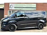 Ford Transit Custom L2H1 130ps Manual Agate Black