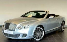 image for 2011 Bentley Continental GTC SPEED Auto Convertible Petrol Automatic