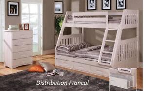 lit superpos double achetez ou vendez des biens billets ou gadgets technos dans grand. Black Bedroom Furniture Sets. Home Design Ideas