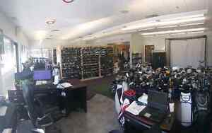 5000 New and Used Clubs! Designer Apparel Blowout Up To 75% Off! Calgary Alberta image 2