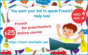 Online French Courses for Kids