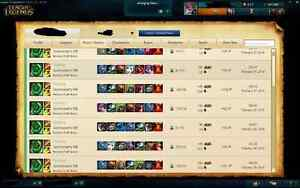 League of Legends Coach/Booster [Master Tier] Now FREE TRIALS++ West Island Greater Montréal image 6
