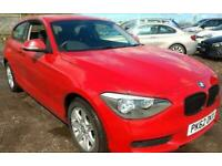 2012 BMW 1 Series 114i ES 3dr ++ FULL BMW SERVICE HISTORY ++ HATCHBACK Petrol Ma