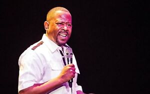 2 Martin Lawrence Tickets, First Row! Row AA in the Mezzanine!