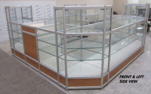 COMMERCIAL DISPLAY/SHOW CASE