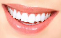 50% Off Professional  TEETH WHITENING