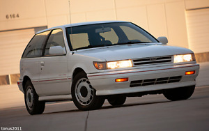 WANTED: dodge colts and turbo colts 1988-91
