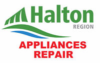 APPLIANCES REPAIR IN HALTON Reg.