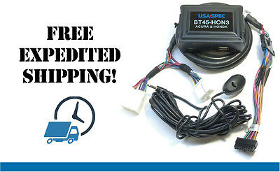 USA SPEC BT45-HON3 HONDA Bluetooth hands-free + streaming music  Android/iPhone