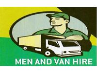 Man and Van 24/7 Nationwide